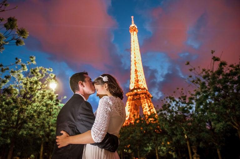 Ensaio Pré Casamento Paris Torre Eiffel